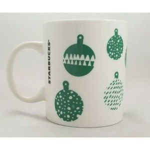 Starbucks Coffee Mug Christmas Ornaments
